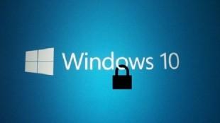 Biện pháp bảo mật thiết bị trên Windows 10