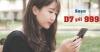 Cách đăng ký gói 3G D7 Mobifone 1 ngày giá 7K có ngay 1.2GB data